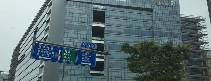 U-Space Building 1A is one of Orte, die Yunus gefallen.