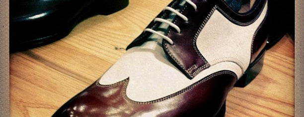 Leffot is one of Men's shoe stores.