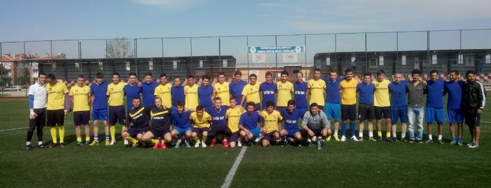 Hasan Doğan Spor Tesisleri is one of Eskişehir Stadyum ve Futbol Sahaları.