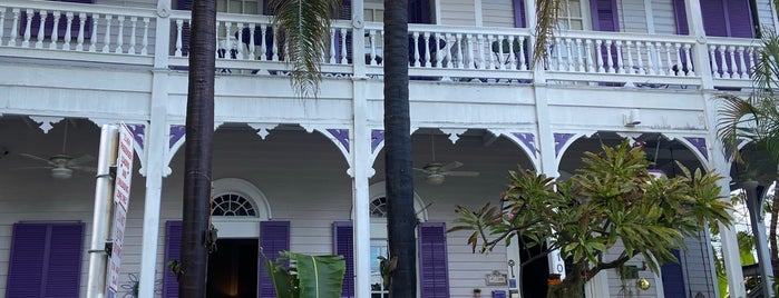 Marrero's Guest Mansion is one of Paranormal Sights.