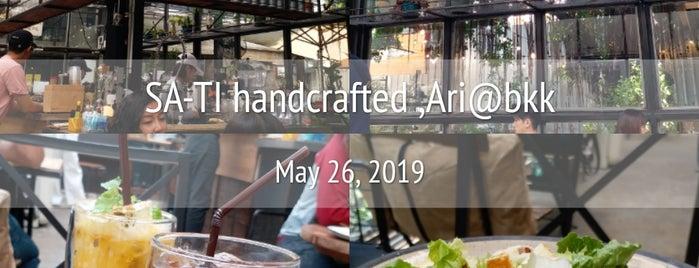 SATI Handcraft Coffee is one of Lugares favoritos de Prisoner.