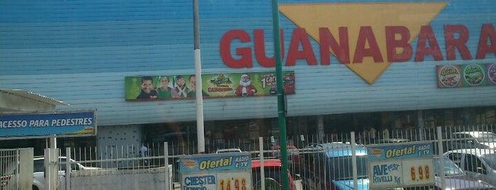 Supermercados Guanabara is one of Supermercados.