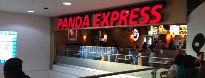 Panda Express is one of George'nin Beğendiği Mekanlar.
