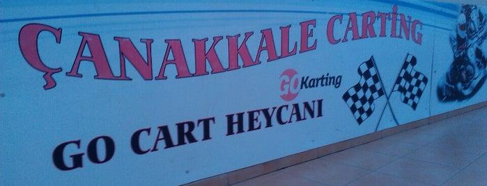 Karting Park is one of Çanakkale.