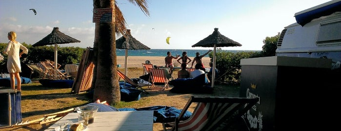 Tangana Beach Bar is one of Tarifa MOLA!!!!!!!!!.
