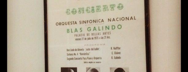 Ediciones Mexicanas De Música is one of Nuevos lugarcitos.