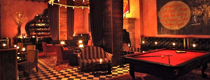 The Rose Bar is one of The Best of Gramercy.