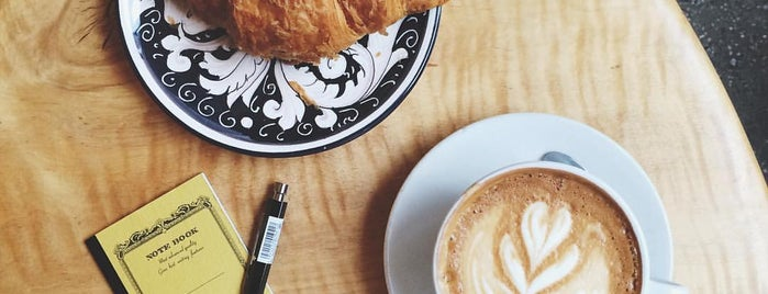 La Colombe Coffee Roasters is one of NYC Coffee.