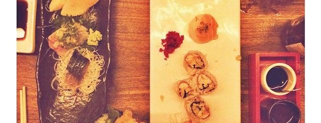 Momo Sushi Shack is one of Beyond Roberta's: The Best of Bushwick.