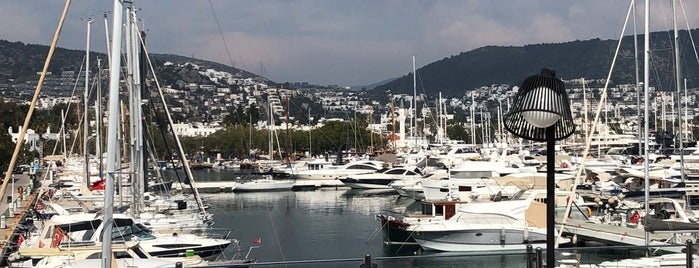 Tike is one of Bodrum.