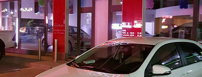 Toyota Plaza Muhittinoğlu is one of Lieux sauvegardés par Mehmet.
