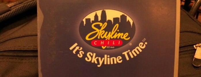 Skyline Chili is one of Posti che sono piaciuti a Andy.