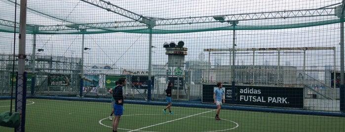 Adidas Futsal Park is one of Crazy Places.