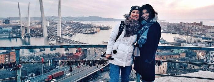 Vladivostok is one of Tempat yang Disukai Hanna.