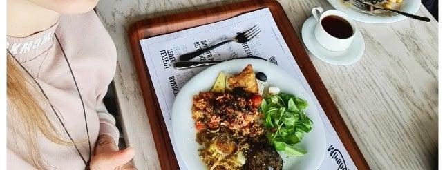 Mirabelle Fırın Mutfak is one of Tempat yang Disukai Hanna.