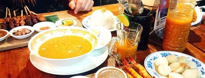 Gourmet Sate House is one of Seminyak+.