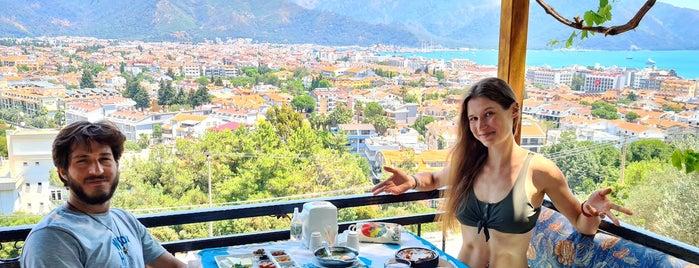 Şahin Tepesi Restaurant is one of Tempat yang Disukai Hanna.