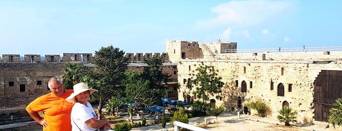 Kyrenia Castle is one of Tempat yang Disukai Hanna.