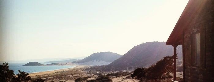 Big Sand Beach is one of Tempat yang Disukai Hanna.