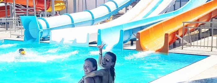 Acapulco Aquapark is one of Tempat yang Disukai Hanna.