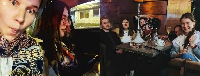 Мята Lounge | Зыбицкая is one of Tempat yang Disukai Hanna.