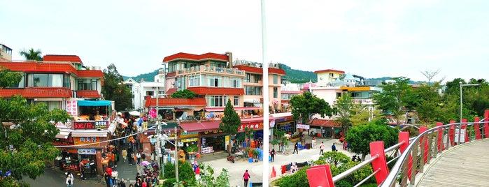 Xiamen is one of Tempat yang Disukai Hanna.