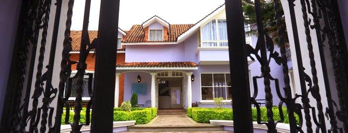 Hotel Casa Bonita is one of Tempat yang Disukai Julian.