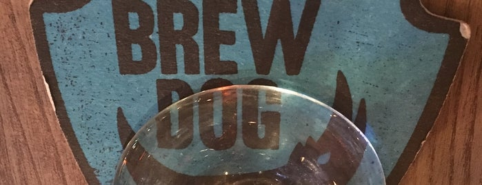 BrewDog Barcelona is one of BCN & BDN.