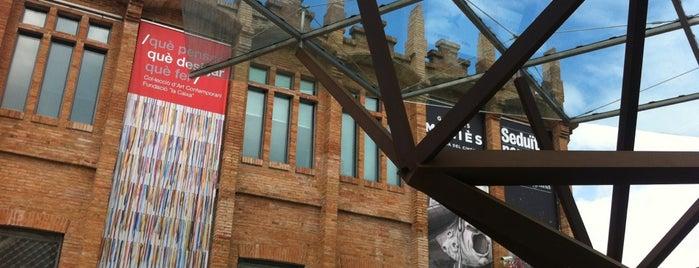 CaixaForum Barcelona is one of Barcelona in a weekend.