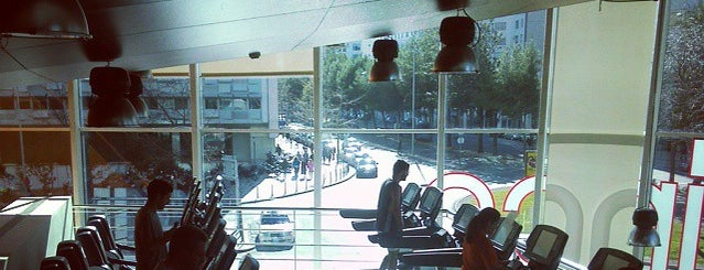 Solinca Health & Fitness Club is one of MENU : понравившиеся места.
