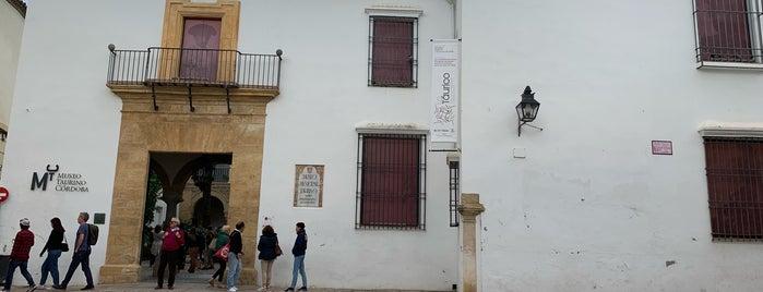Plaza de Maimónides is one of Guía de Cordoba.
