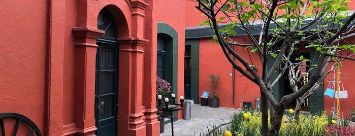 Casa Del Obispo is one of Posti che sono piaciuti a Sergio.