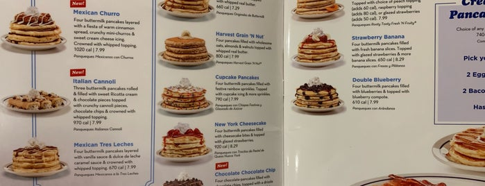IHOP is one of Utah.