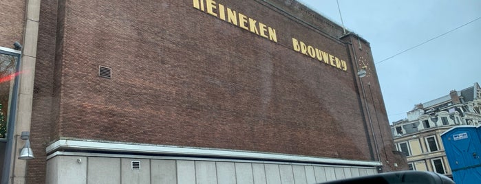 Heineken Stal Departement is one of Holland.