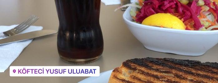 Köfteci Yusuf (Uluabat) is one of Pasavul 님이 좋아한 장소.