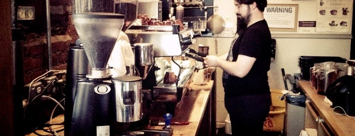 OST Cafe is one of /r/coffee.