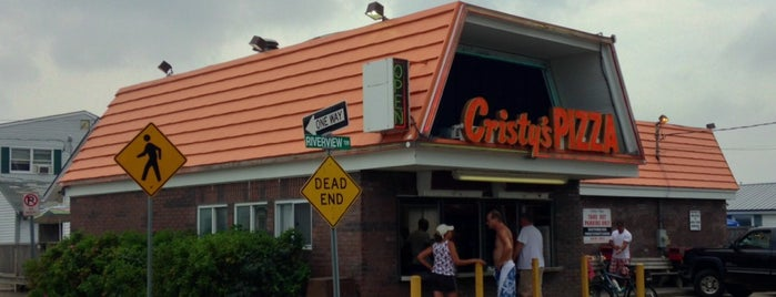 Cristy's Pizza is one of New Hampshire.