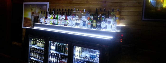Lynx Cocktail Bar is one of *** GEZGİNİN GÜNLÜĞÜ ' 2 ***.