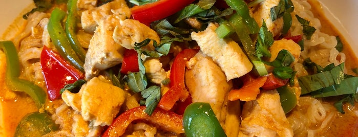 Thai Pepper is one of Thai food.