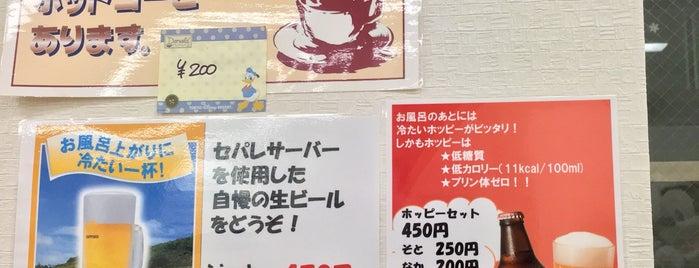 HOTランド みどり湯 is one of Locais curtidos por Masahiro.