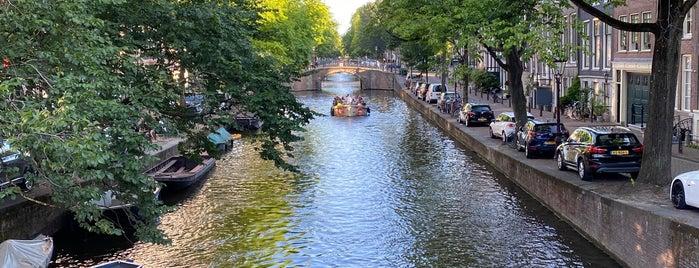 Brug 31 - Bridge of 15 Bridges - Brug van 15 Bruggen is one of Amsterdam.