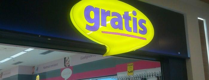 Gratis is one of Gespeicherte Orte von Pelin.