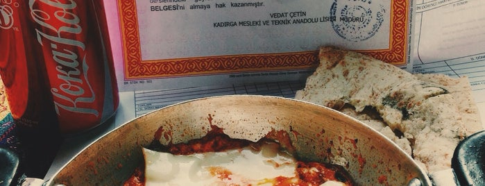 Kara Mehmet Kebap is one of ☺️.