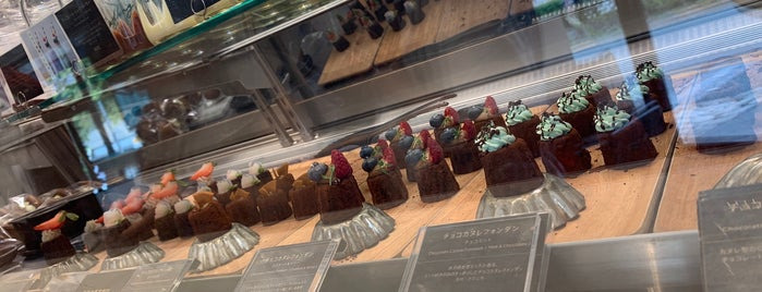 HI-CACAO Chocolate Stand is one of Tokyo 2018.
