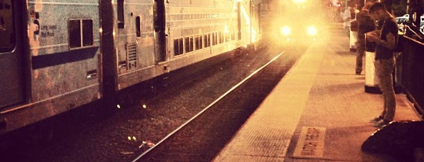 LIRR - Patchogue Station is one of Places I have been to.