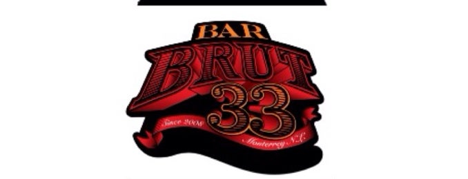 Brut 33 is one of Bares & Antros Gay Lesbicos.