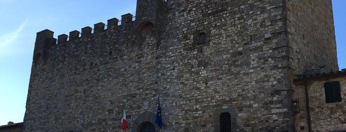 Museo Archeologico del Chianti Senese is one of Lugares favoritos de Babbo.