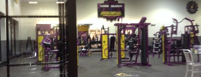 Planet Fitness is one of Lieux qui ont plu à Dave.