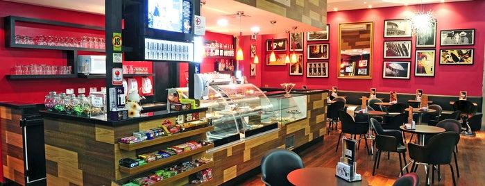 Liquori Caffè Gourmet is one of Cafe.