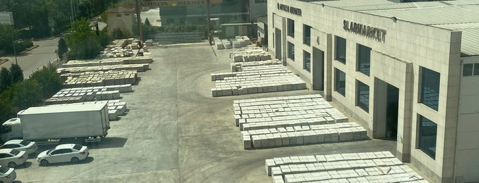 ANTALYA MARBLE is one of İlkben 님이 좋아한 장소.
